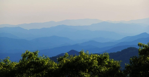 Blue Ridge Mountains North Carolina Photorator