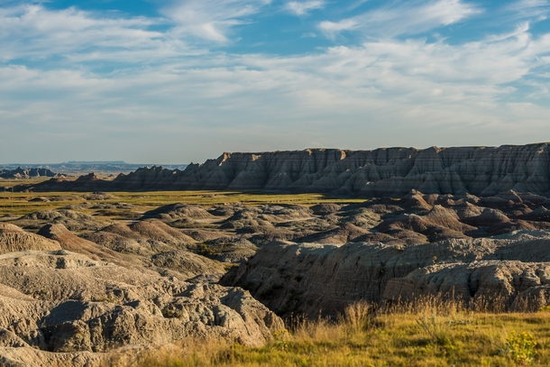 hour drive to see the Badlands in South Dakota Worth it  x