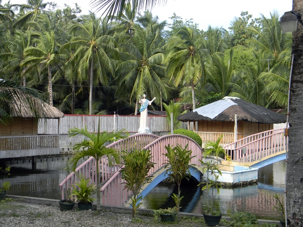 A Christian Fish Pond Southern Leyte Philippines Photorator