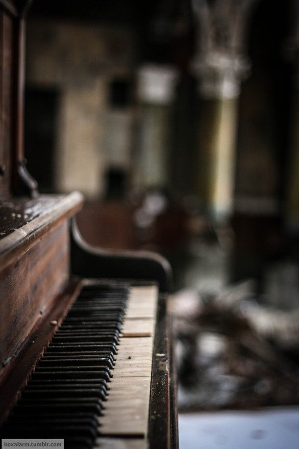 Church piano