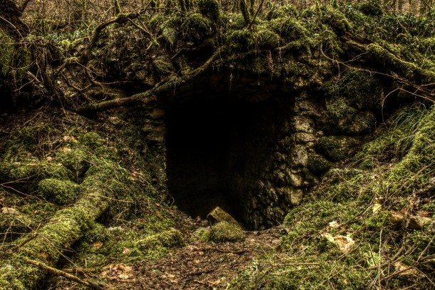 To love someone, is to know them deeper and more true then you know yourself. Abandoned-cave-i-found-in-the-black-forest--19027