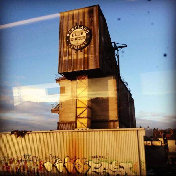 Abandoned Cement Factory- Aberdeen UK