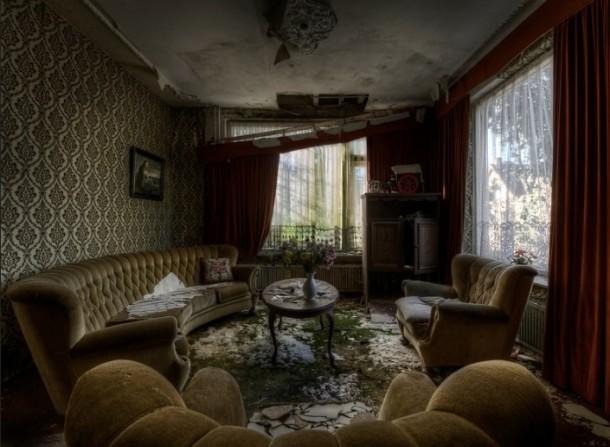 Il fascino dei luoghi abbandonati Abandoned-home-near-chernobyl--19597