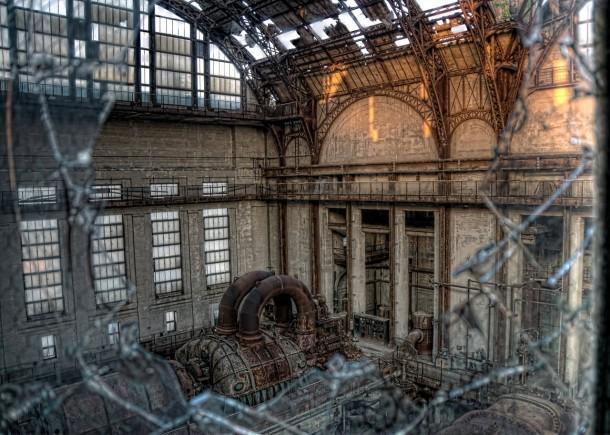 Abandoned Plant Philadelphia