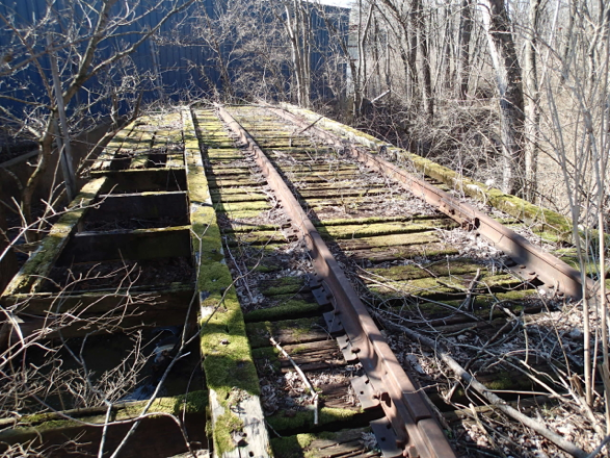Abandoned Rail Road Bridge Terre Haute In Photorator
