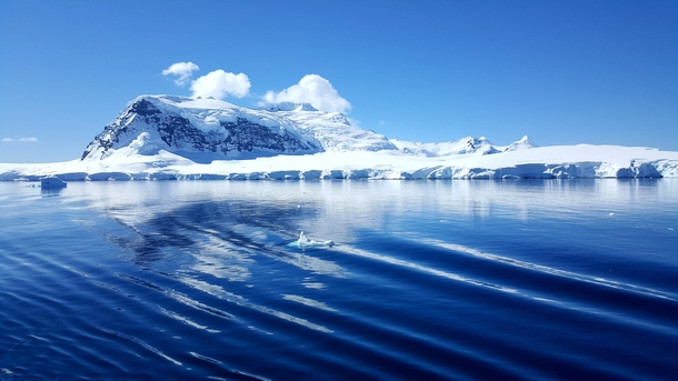 Another picture from my Antarctica trip - the most beautiful place on Earth