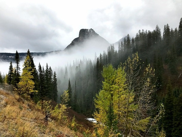 Autumn in Glacier National Park