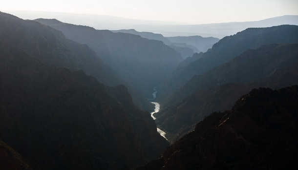 Black Canyon of the Gunnison CO