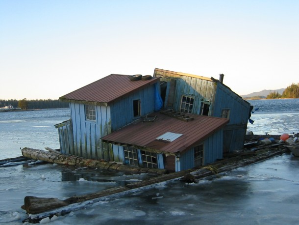 Blue float house craig alaska photorator for Craig alaska fishing