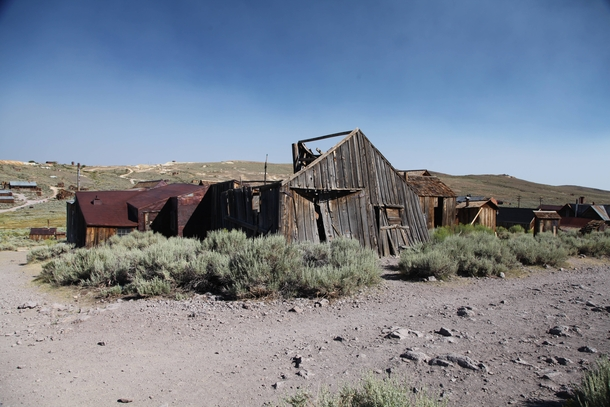 Bodie CA - Ghost Town - Album in Comments