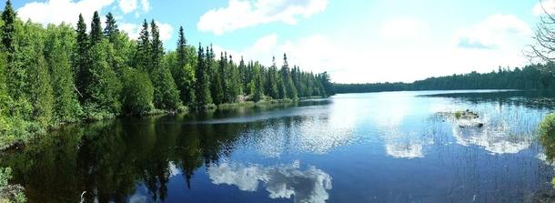 Boundary Water Canoe Area MN