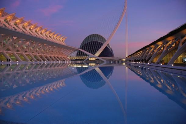 Ciudad de las Artes y las Ciencias in Valencia Spain - Photorator