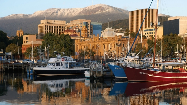 Constitution Dock - Hobart - a photo on Flickriver  |Constitution Dock Hobart