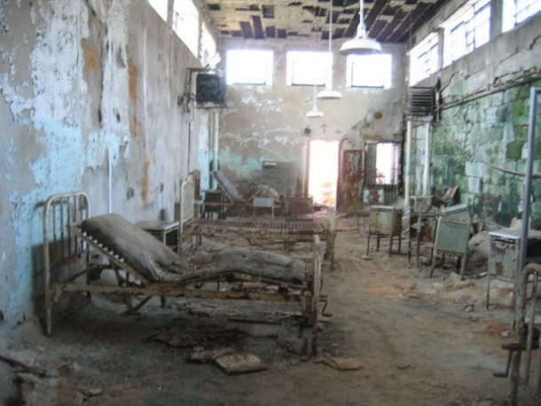 Eastern State Penitentiary Hospital Wing Closed To
