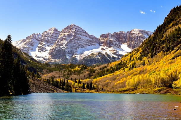 Image result for FAll at maroon bells in aspen, co