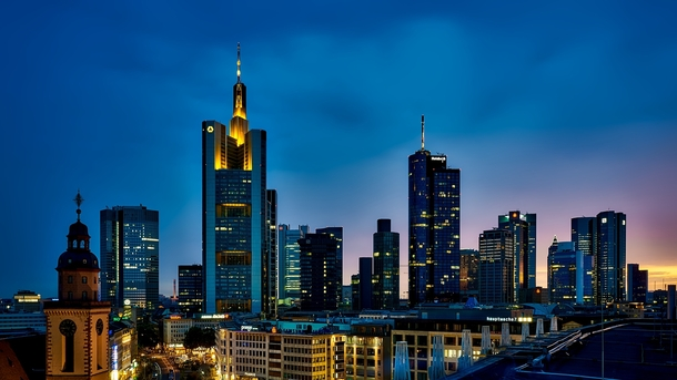 Frankfurt Germany Photo credit to David Mark