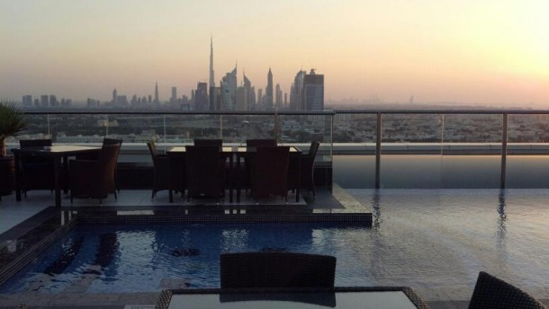 From Friends Facebook Dubai from a Hotel - Photorator