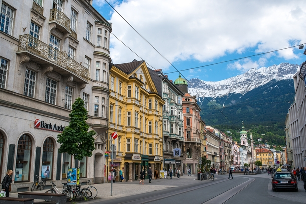 From the streets of Innsbruck Austria OC