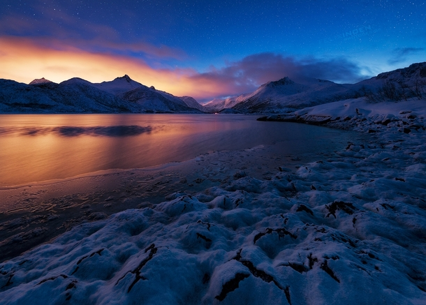 Frozen Gold - Norweigan Fjords By Felix Inden X - Photorator-4777