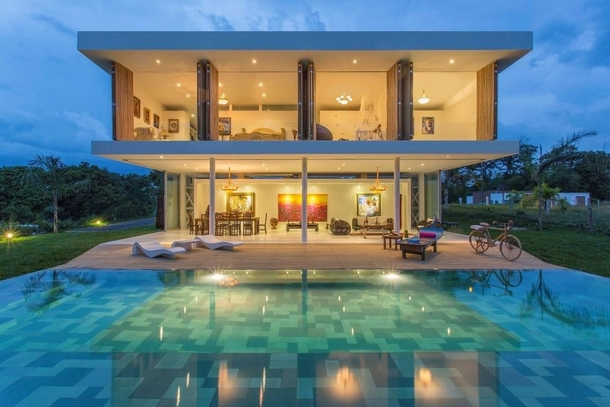 Gallery house casa galera in pereira colombia album in for House photos gallery