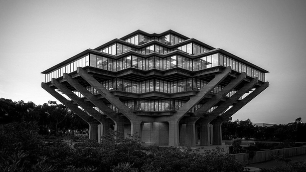 Geisel Library University of California San Diego