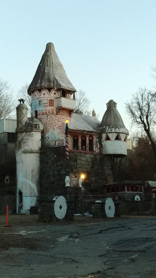 Gingerbread Castle NJ