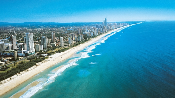 Gold Coast - City in Queensland Australia  x-post from rtravel_hd