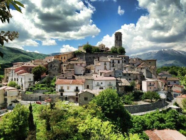 Abruzzo Italy Pictures Goriano Sicoli Abruzzo Italy