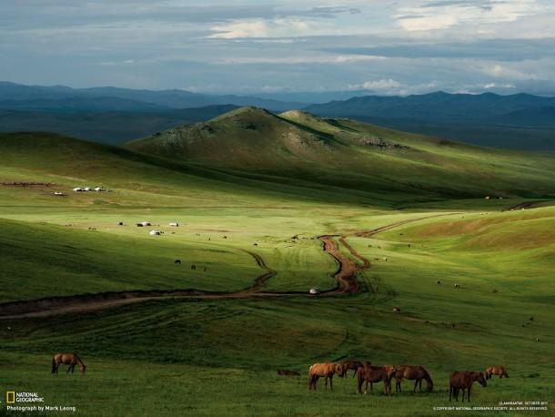 Mongolian Plateau
