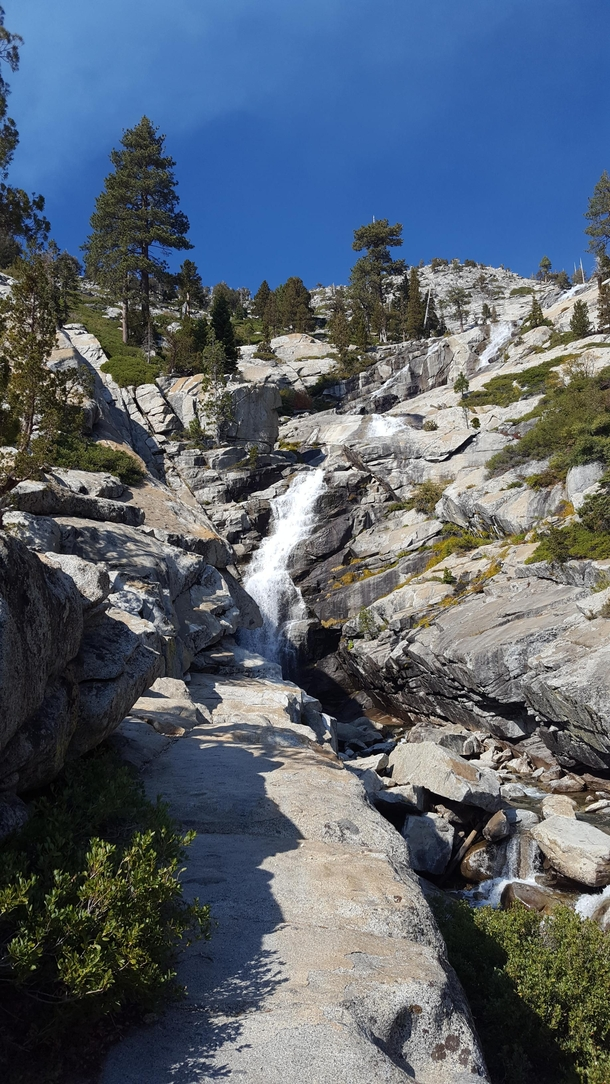 Hiked up to Horsetail Falls this past weekend El Dorado County CA