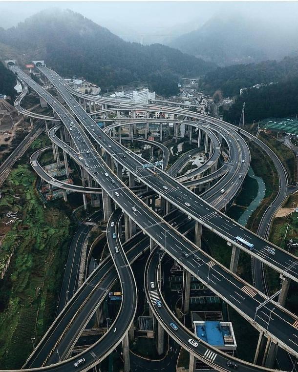 Huangjuewan Interchange CHONGQING PRC