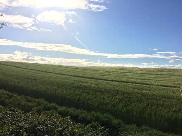I think I found the Windows screensaver location on my bike ride Midlands of Ireland