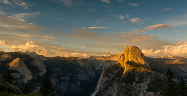 I waited  hours on July th for this shot of Half Dome but there was no better way to celebrateOC