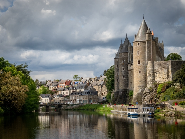 Josselin Morbihan France
