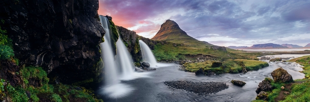 Just got back from Iceland This was one of my favorite spots Kirkjufell Iceland