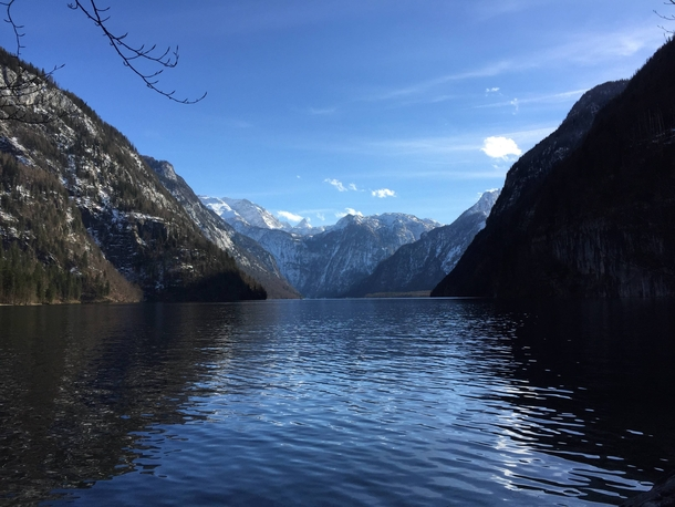 Knigssee Germany -