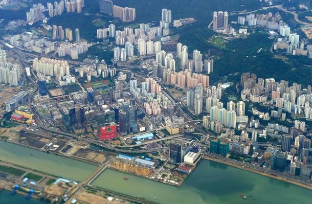 Kowloon Bay Hong Kong - Photorator Up Arrow Image
