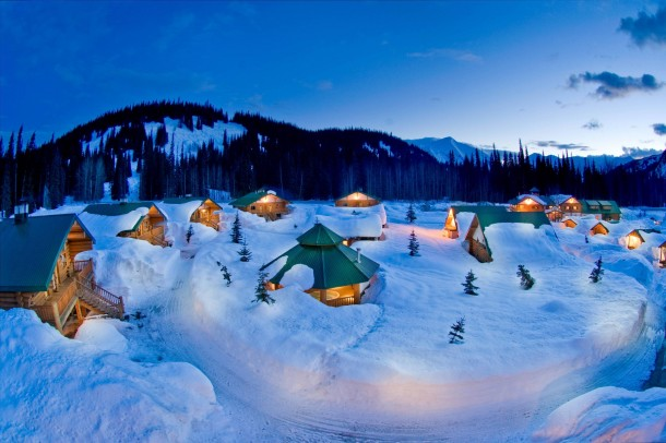heli ski british columbia with Log Cabin Village In The Canadian Rocky Mountains on Train together with Photo Gallery Women Of Skiing 15 Reasons We Love Amie Engerbretson in addition Trailmap besides Ispo Highlights 2015 Atomic Id254758 further Heli Skiing Nutrition Management.