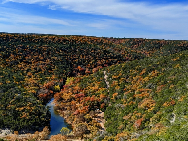 Lost Maples State Natural Area in the Texas Hill Country  itravelmuch
