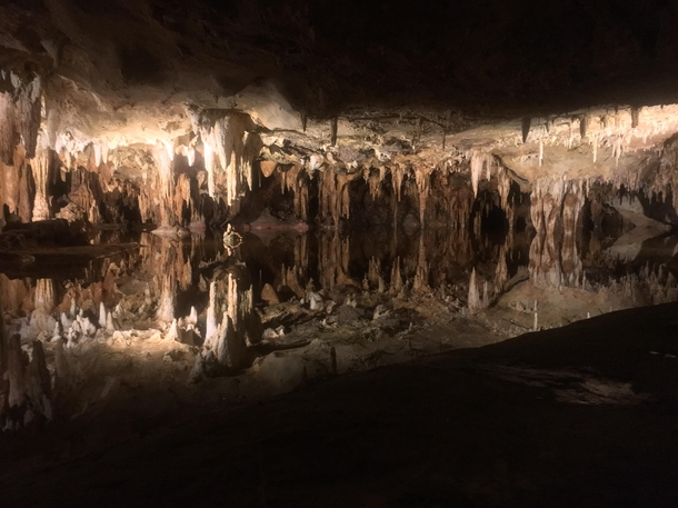 Luray Caverns Mirror Pool