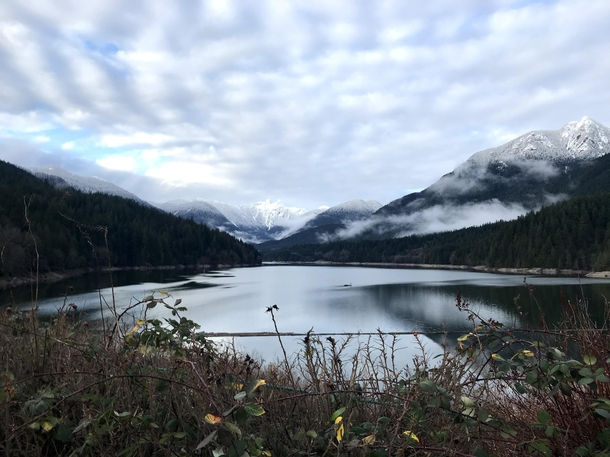 Magnificent Site of British Columbia Beauty