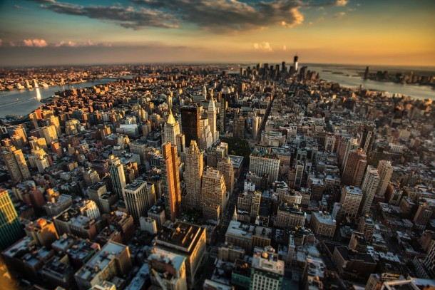 Manhattan NY  photo by Andrey Y Polees