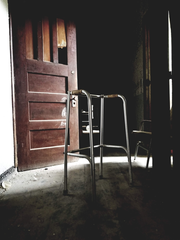 Massachusetts abandoned mental facility for the feeble-minded