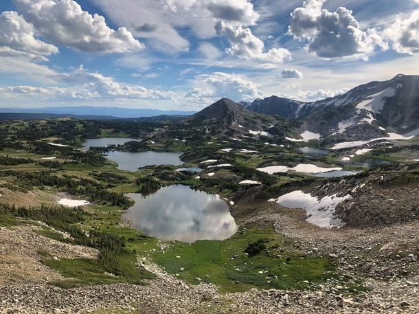Medicine Bow National Forest Wyoming