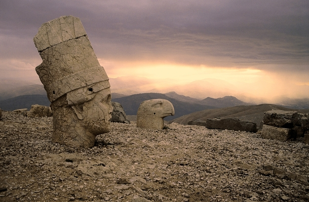 Mount Nemrut Turkey