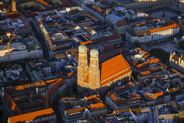 Munich old town Germany
