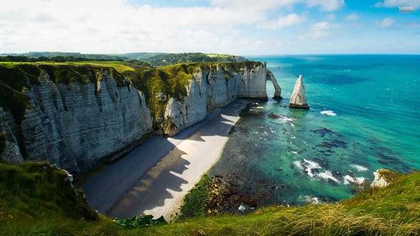 My favorite picture of tretat France