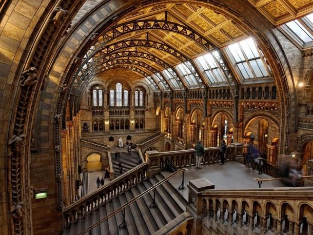 Natural History Museum London - Photorator