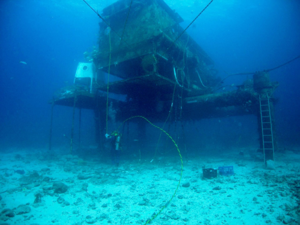 NEEMO NASA Extreme Environment Mission Operations a NASA analog mission that sends groups of astronauts engineers and scientists to live in the Aquarius underwater laboratory the worlds only undersea research station for up to three weeks at a time in pre