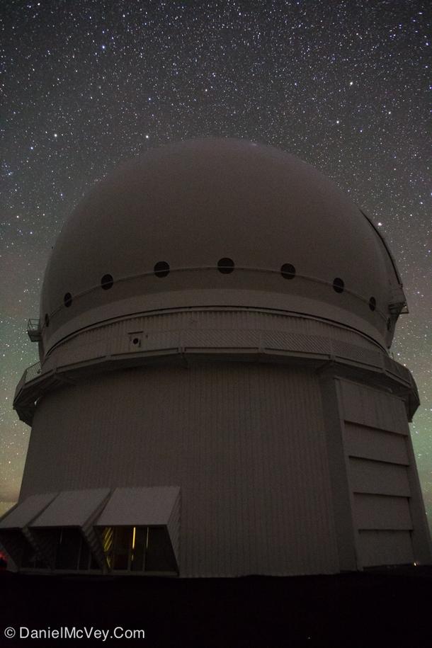 Night at the Mauna Kea Observatory Hawaii - Photorator